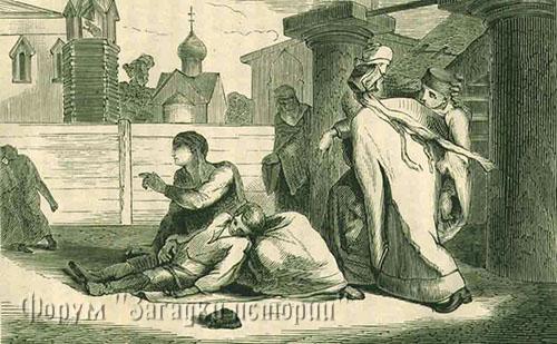15 мая 1591 год. Смерть царевича Дмитрия в Угличе