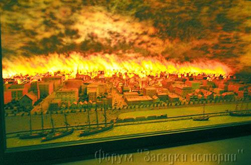 Пожар в Чикаго 1871 года стал одной из самых масштабных катастроф в истории США.