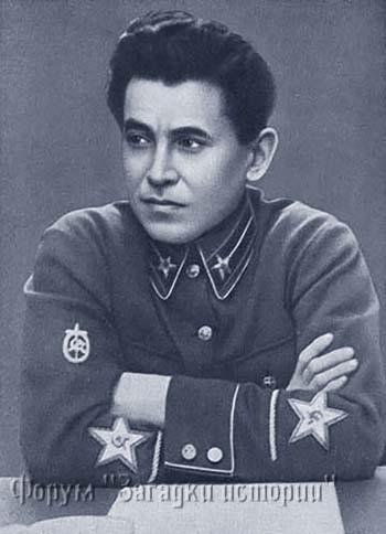 Генрих Люшков
