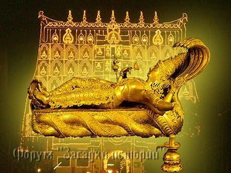 Клад храма Падманабхасвами