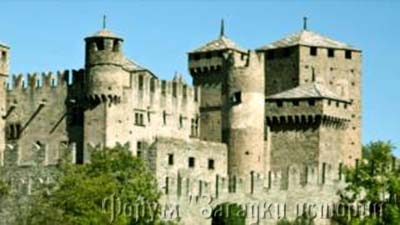 Замок Викальви